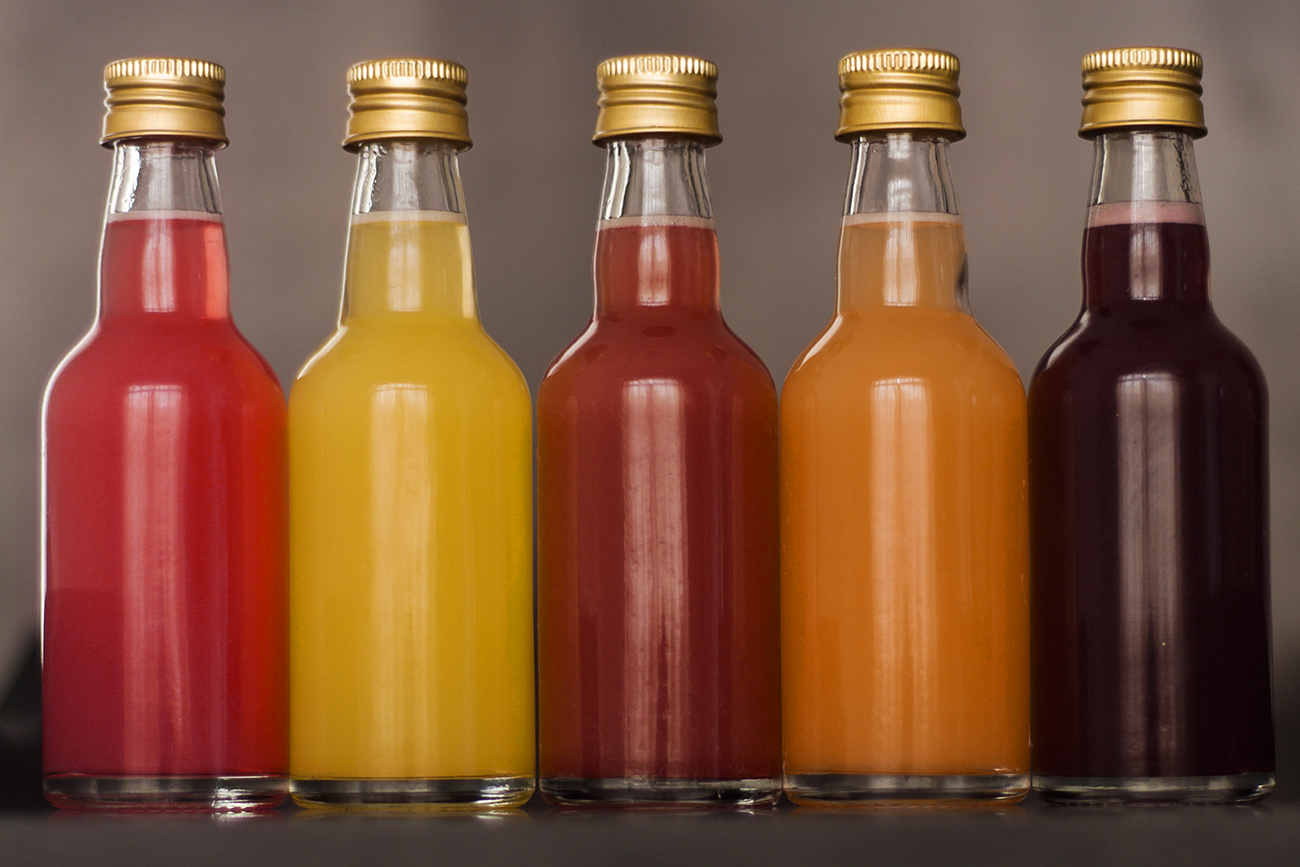 xaropes para drinks