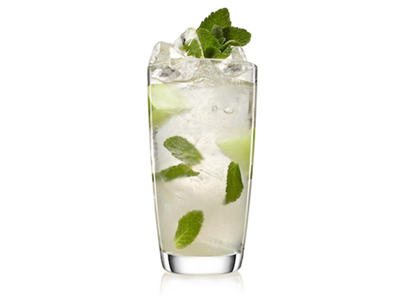 drink Coconut Mint Collins