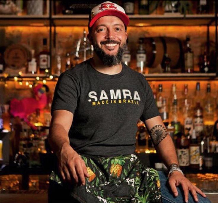 prêmio bartender marcio silva
