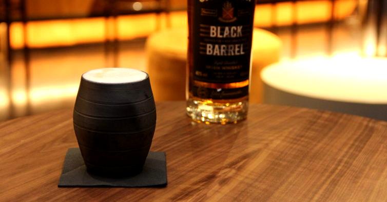 black cask drink