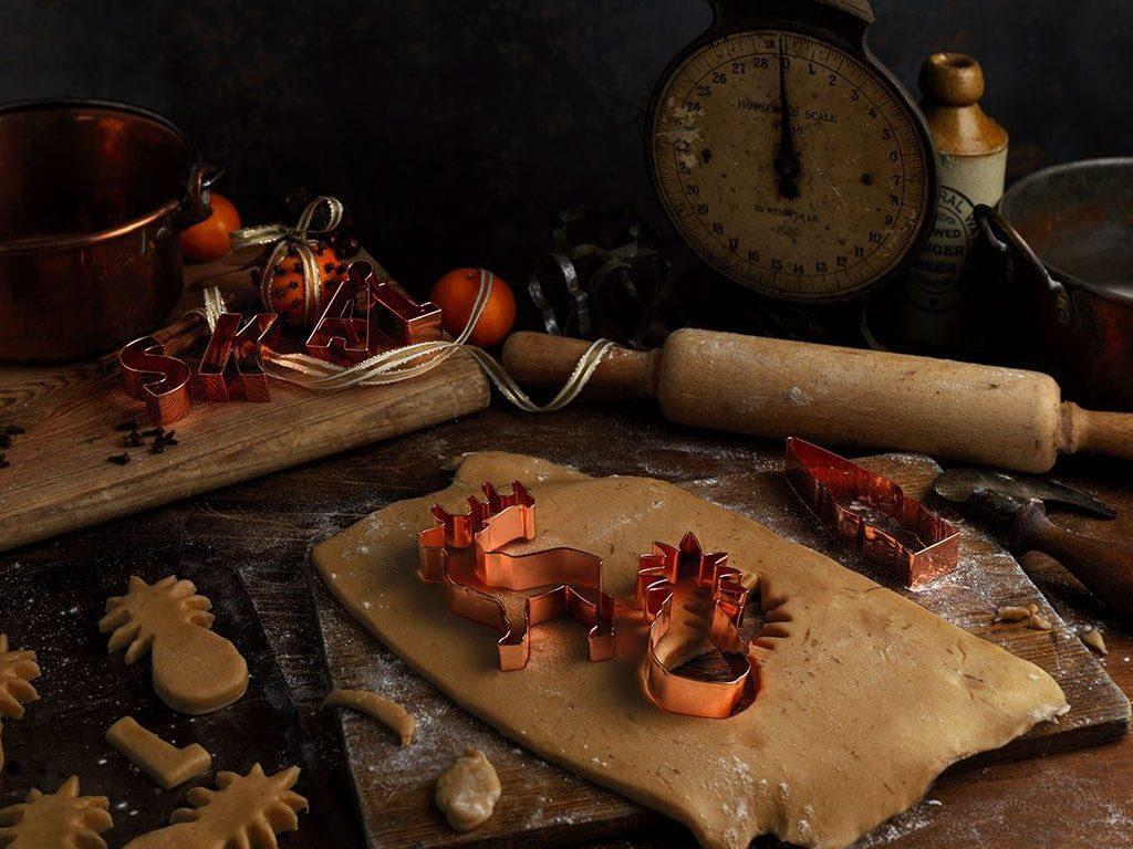 Formas de biscoito - Absolut Elyx