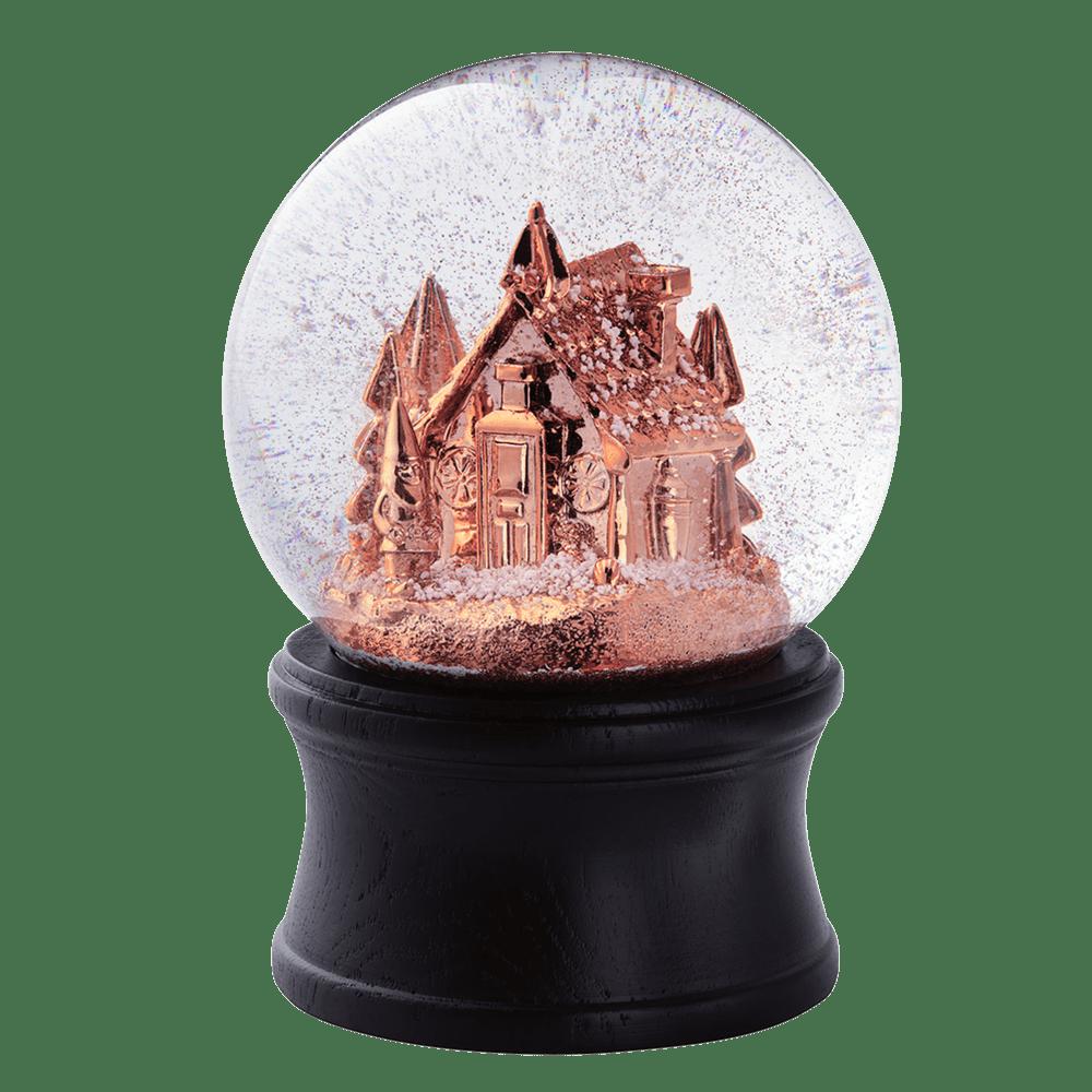 Globo de neve em cobre - Absolut Elyx