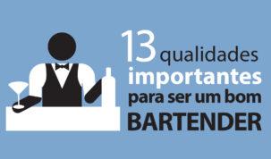 como ser bartender - 13 qualidades importantes