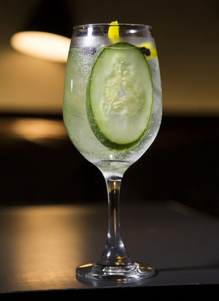 Gin Tônica - Bar Número