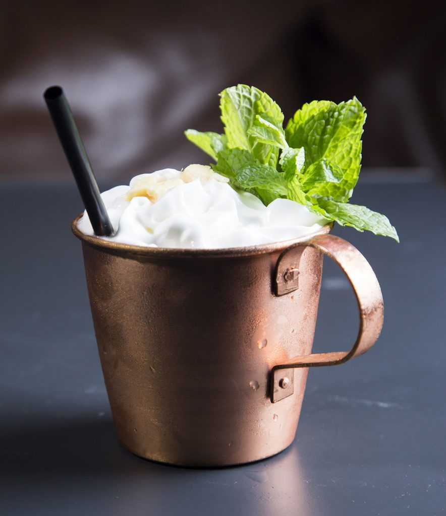 Moscow Mule Drink - Bar Número