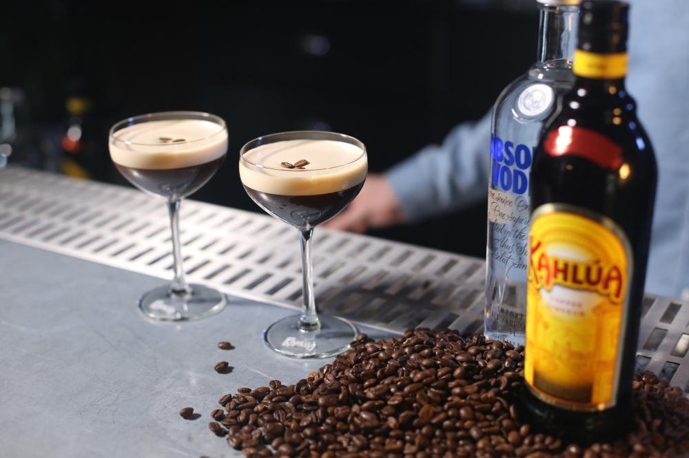 Espresso Martini drink