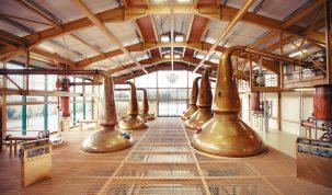 destilarias de whisky - TheGlenlivet