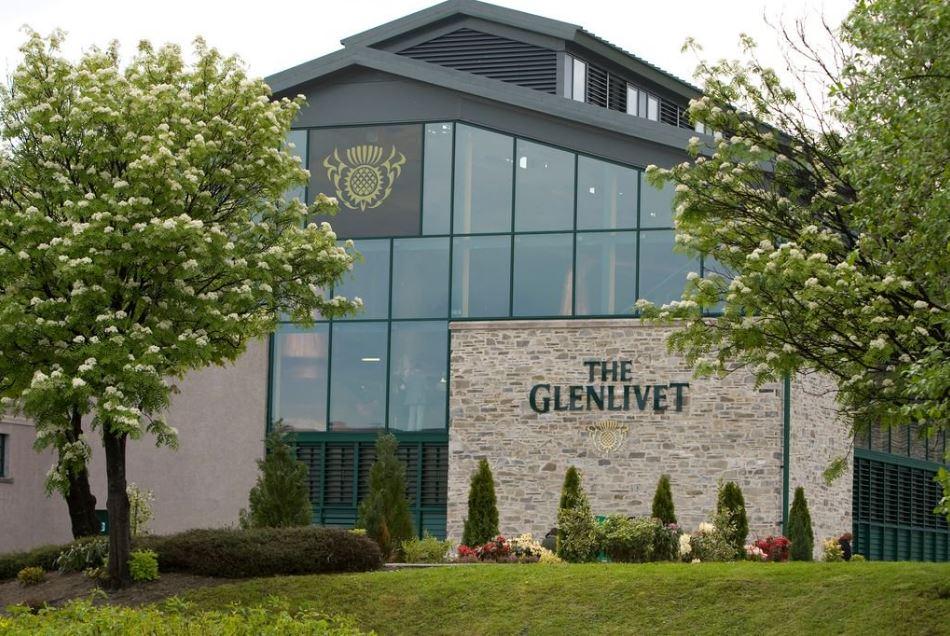 Destilarias de whisky - THE GLENLIVET