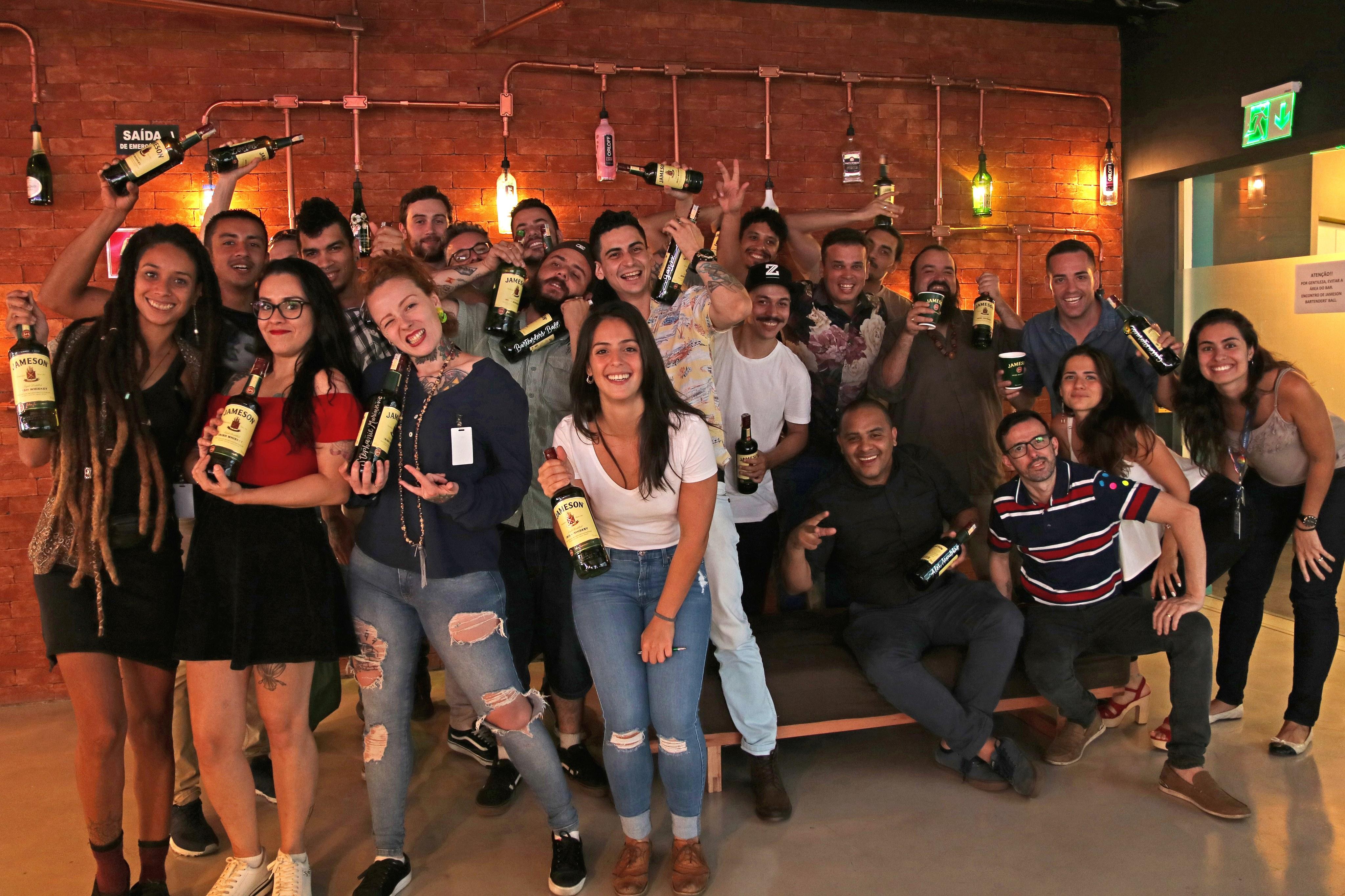 Jameson Bartenders Ball - Kick off 2018