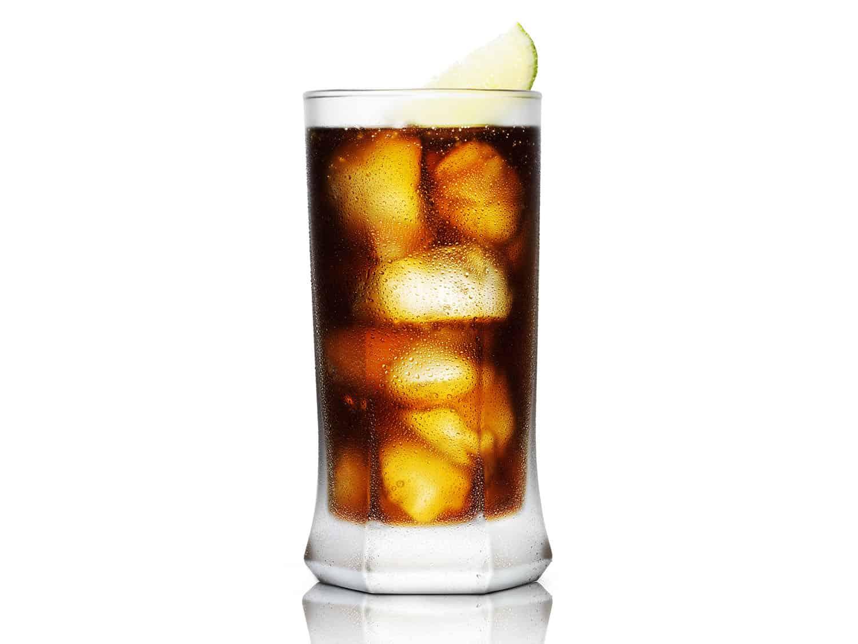 Chivas & Coke