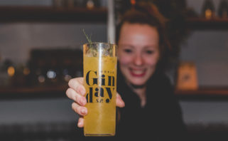 Stephanie Marinkovic Espaço 13 - World Gin Day 2018 - Foto Thays Bittar