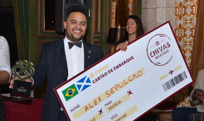 alex sepulchro chivas masters  2018