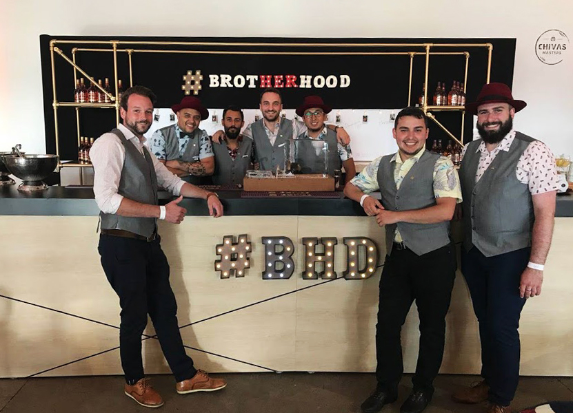 brotherhood101 - chivas masters 2018