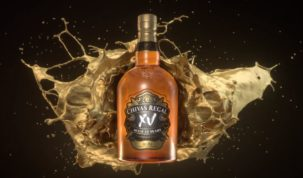 chivas xv cover - chivas regal