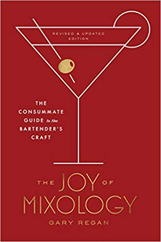 the joy of mixology - book cover