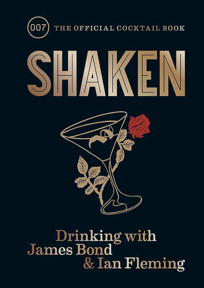 Capa do livro Shaken
