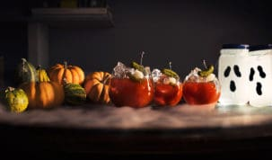 Drink Bloody Mary para o Halloween