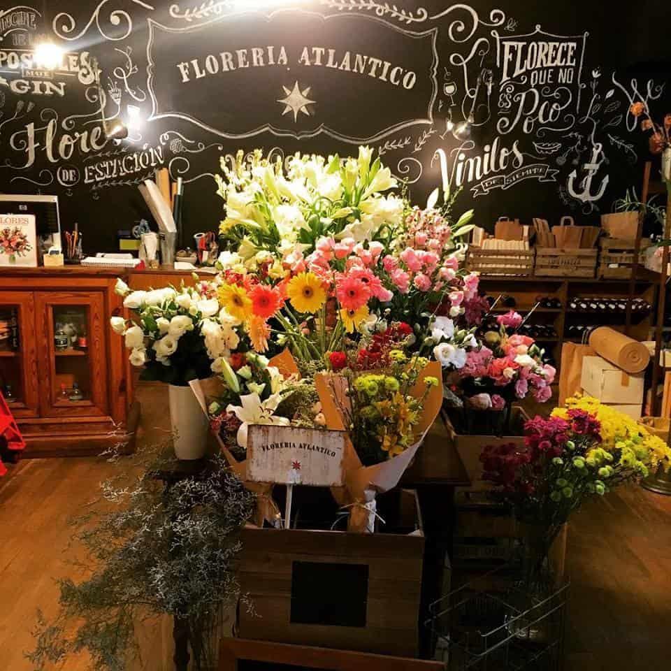 flores florería atlántico