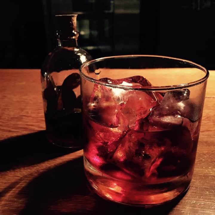 drink Negroni Ballestini