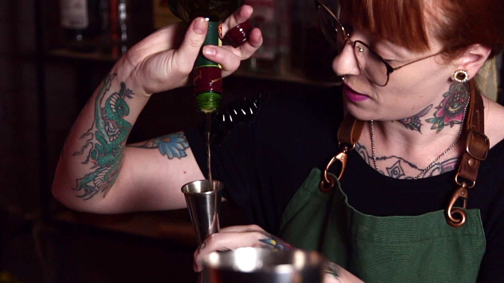 bartender stephanie marinkovic