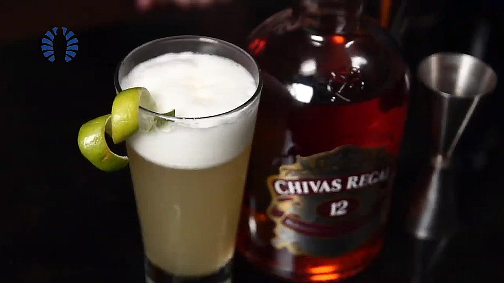 cocktails com chivas regal