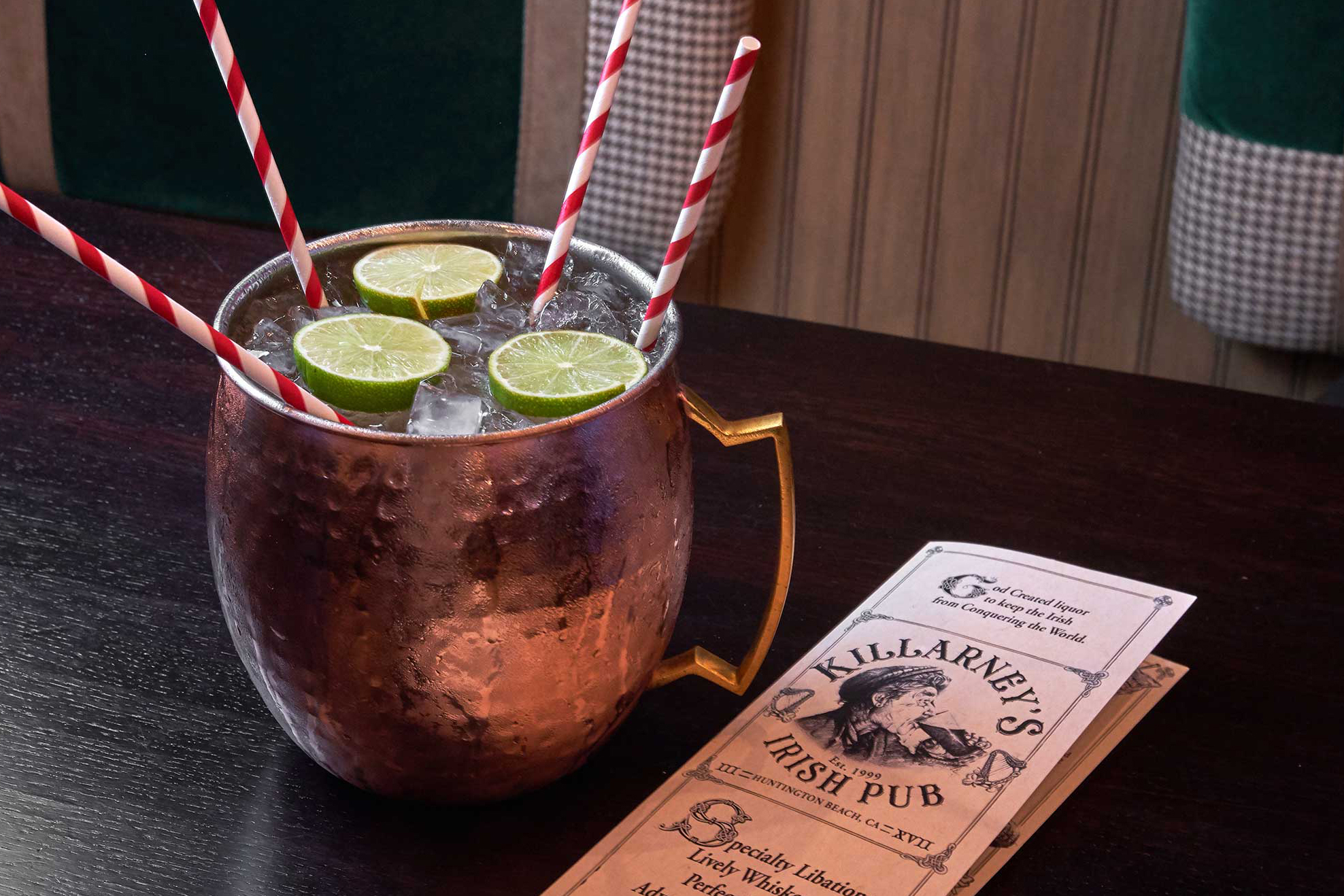 drink moscow mule coletivo