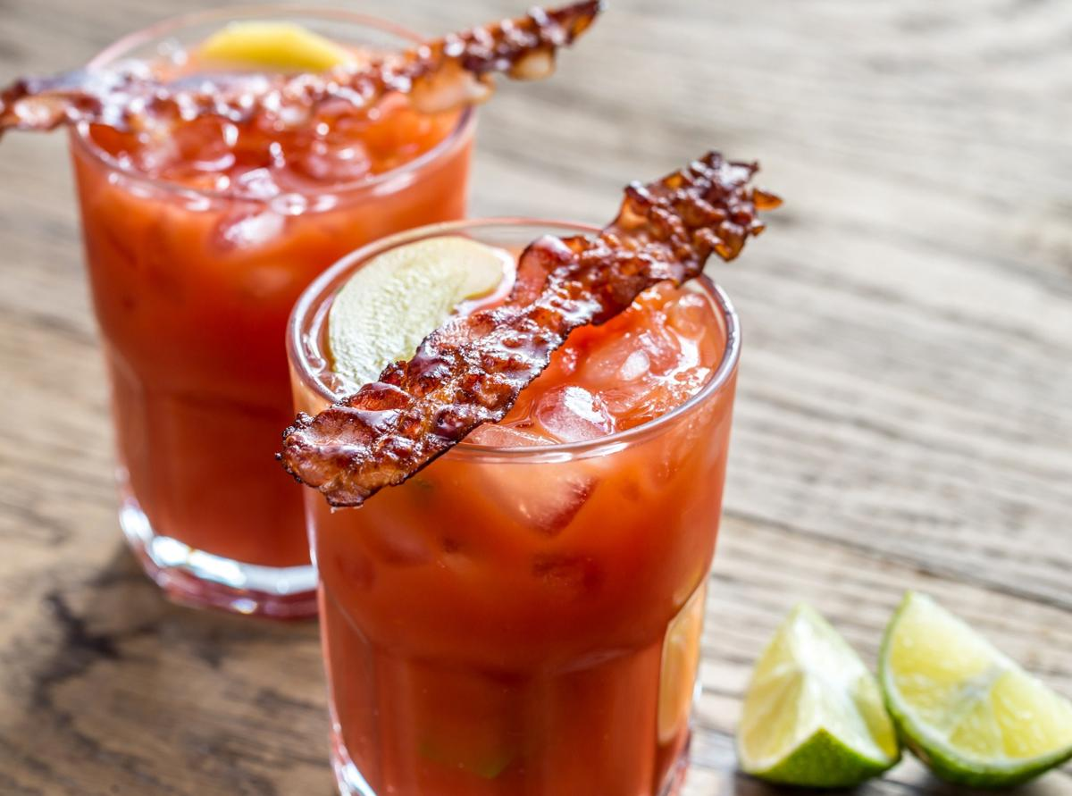 pairing de ingredientes no drink Bloody Mary