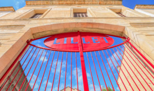 fachada do maison lillet