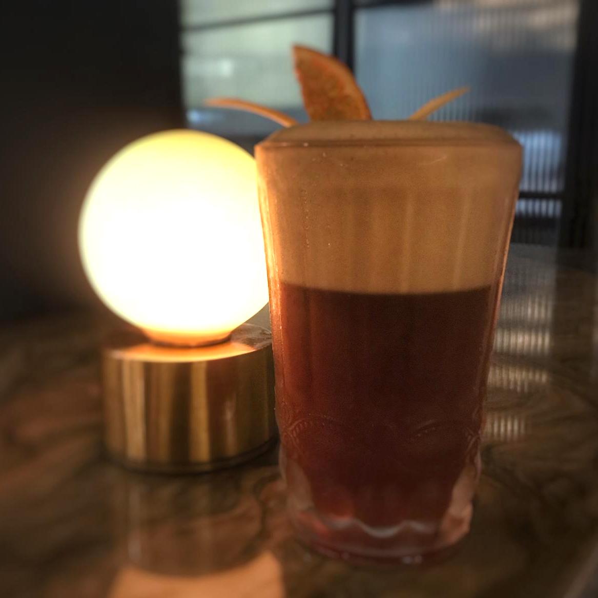 michelly rossi drink mediterranean fizz