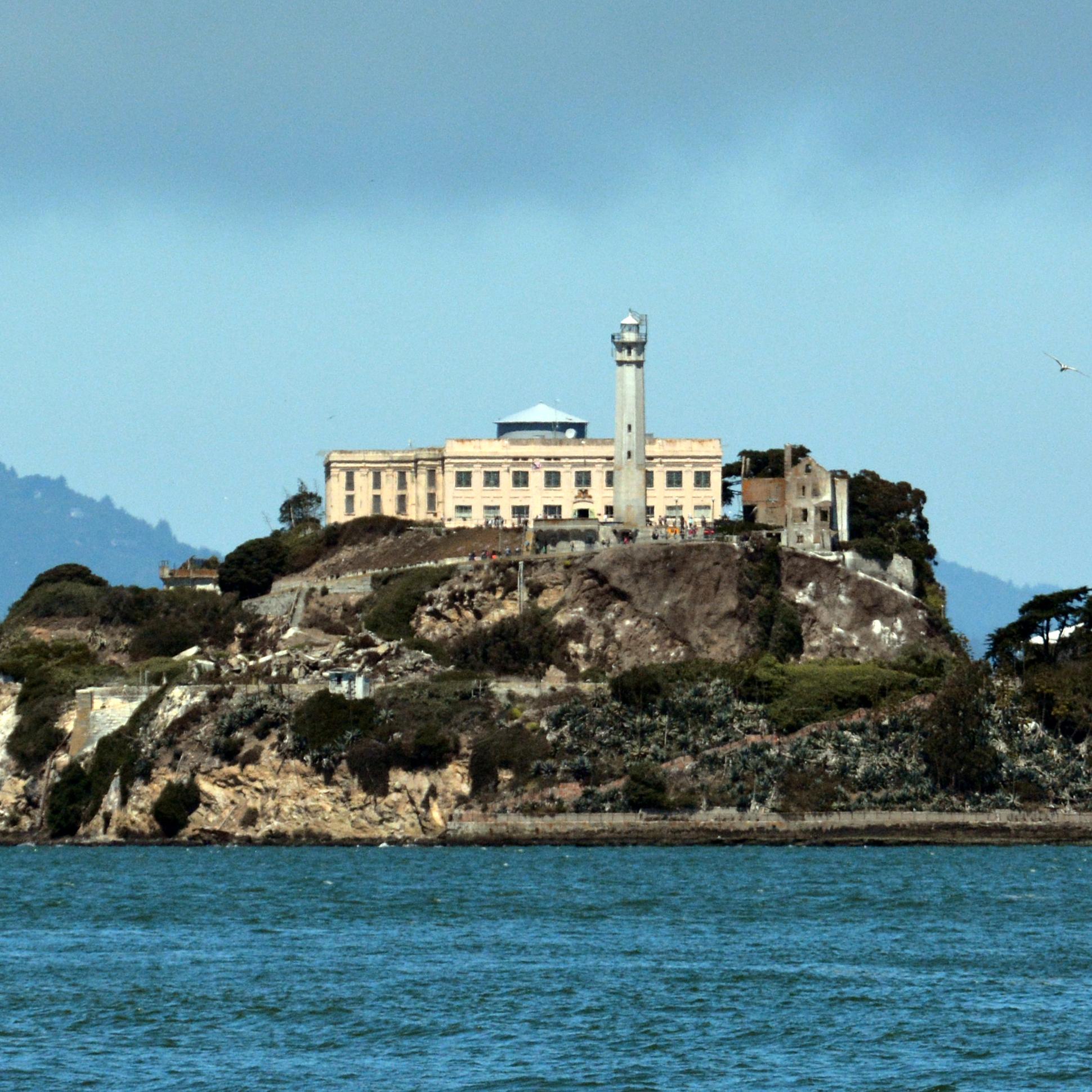 prisão federal de segurança máxima alcatraz