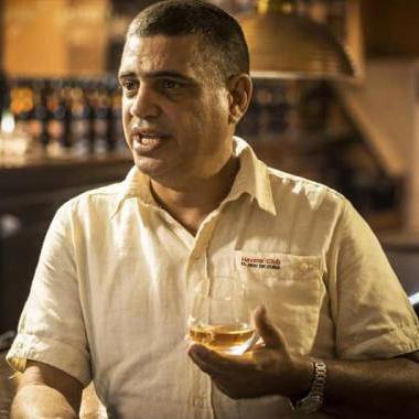 degustação de rum