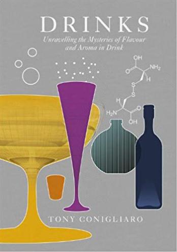 capa do livro the cocktail lab