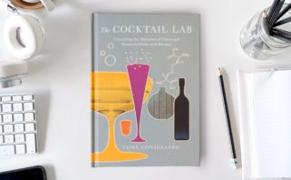 the cocktail lab livro capa