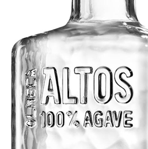 tipos de tequila plata
