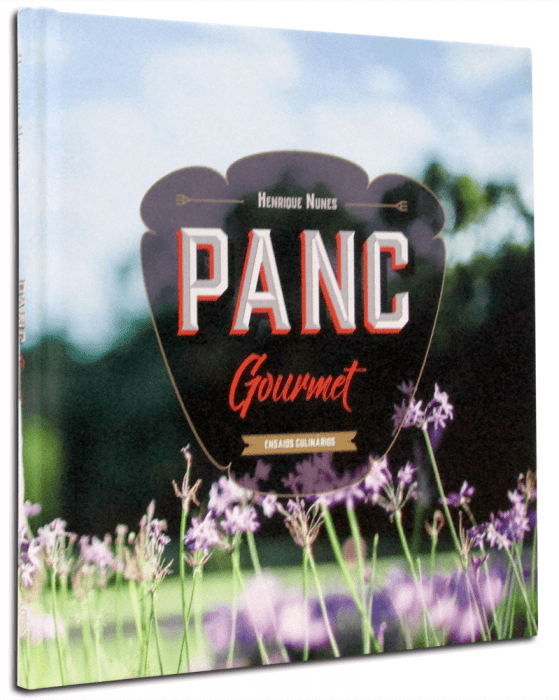 capa do livro PANC Gourmet