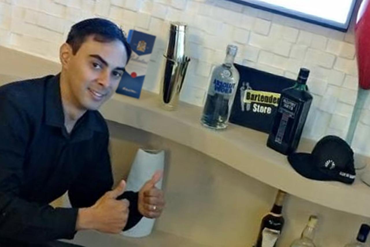 thiago sorteio do clube do barman