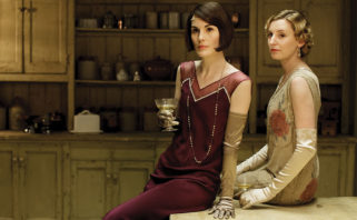 personagens de Downton Abbey