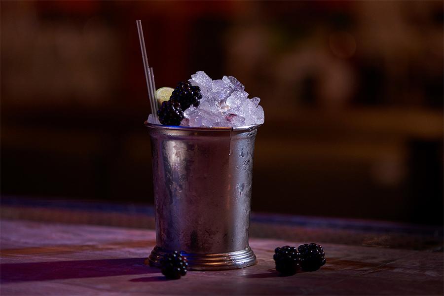 drink Blackberry Mule