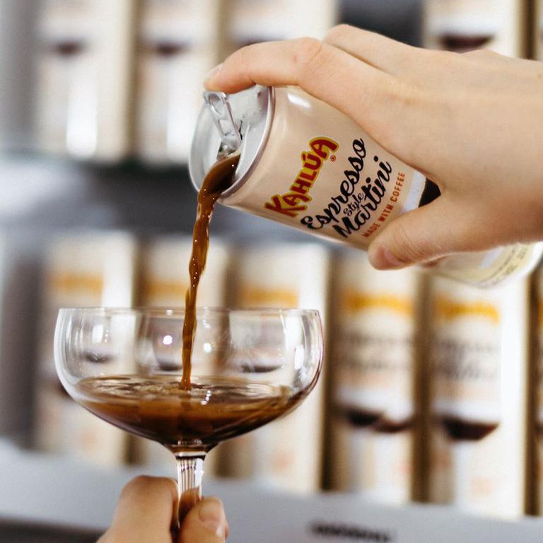 lata de kahlúa espresso martini