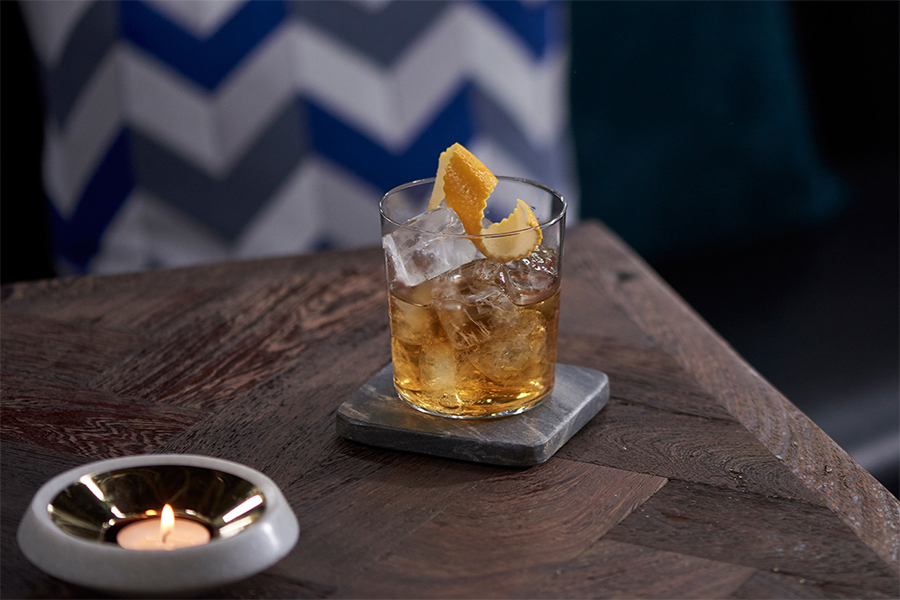 drink Maple Fashioned