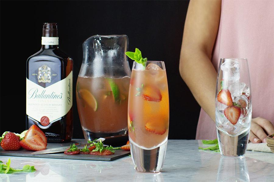 drink Strawberry Fix