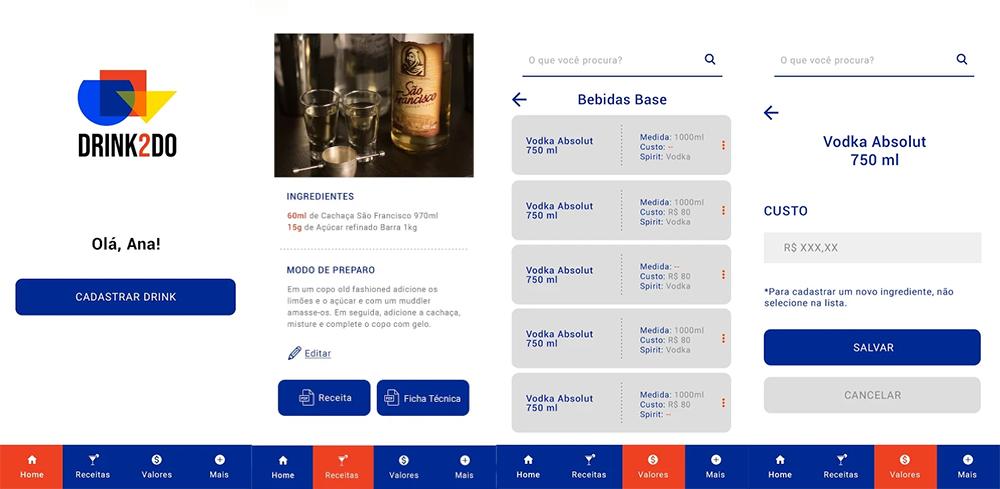aplicativo drink2do