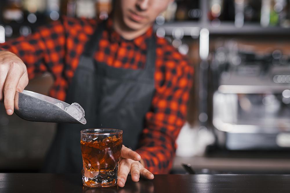 currículo de bartender