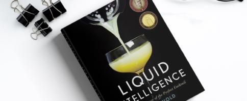 capa do livro liquid intelligence
