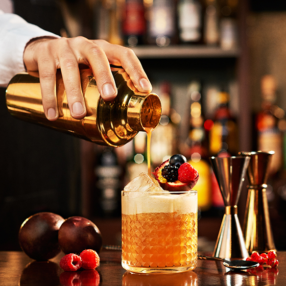 drinks com amaro ramazzotti e whiskey