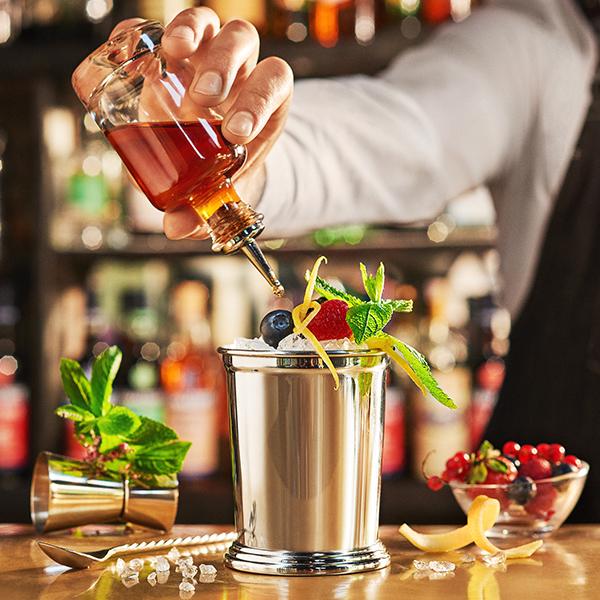 julep drinks com amaro ramazzotti