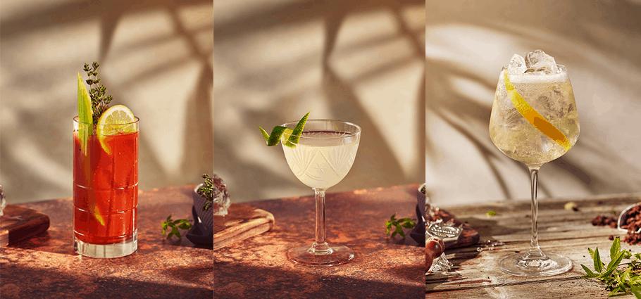 drinks com beefeater london garden