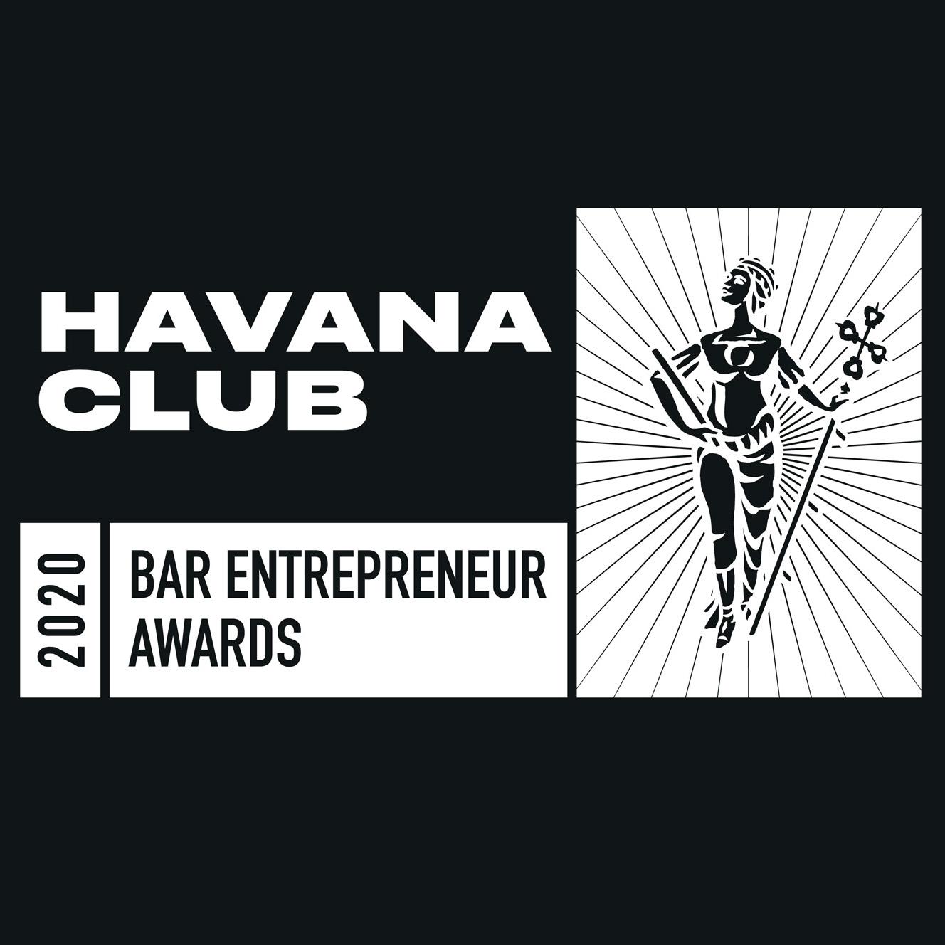 havana club bar entrepreneur awards 2020