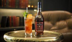 drink com a versatilidade do cognac martell