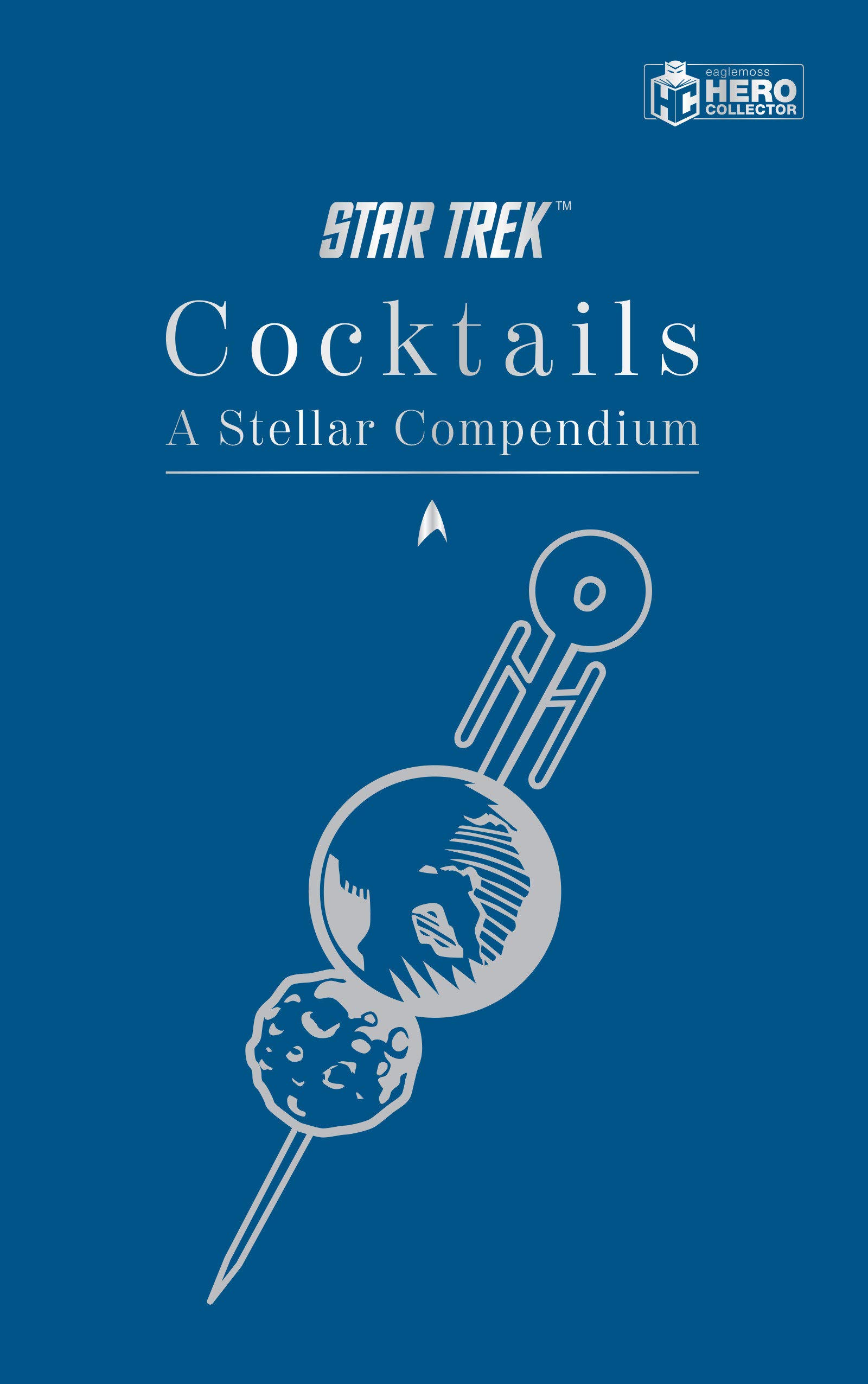 capa do livro Star Trek Cocktails